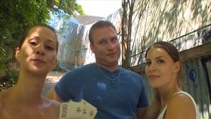 Czech Couple – Fucking in public for money