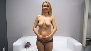 Czech Casting – Married girl fucked into ass