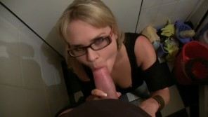 Public Agent – Blonde chick loves it hard