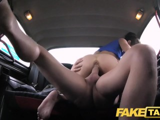 Fake Taxi  – Hot russian babe with hairy pussy
